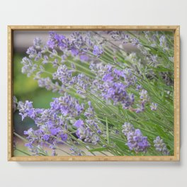 Lavender Serving Tray