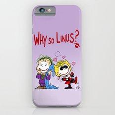 Why so Linus? Slim Case iPhone 6