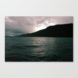 Spying on Nessie Canvas Print