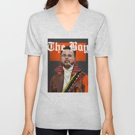 Curry, The Shooter from The Bay Unisex V-Neck