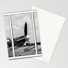Hawker Hurricane Tryptych Stationery Cards