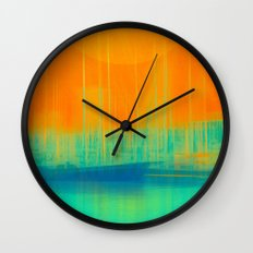 Marina Dream Wall Clock