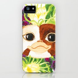 Gizmo loves cactus iPhone Case
