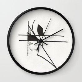 Punctual Design Wall Clock