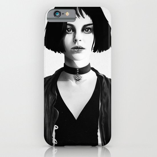 Mathilda iPhone & iPod Case