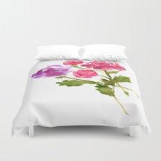 Floral No. 1 Duvet Cover