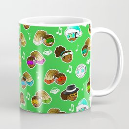 Lil Lúcio Patten Coffee Mug