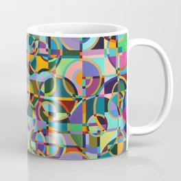 Emergence Refraction Coffee Mug