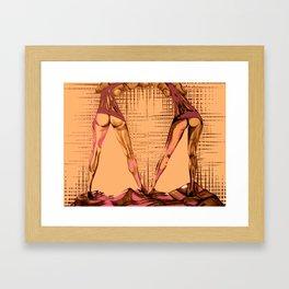 Clay  Framed Art Print