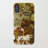 philadelphia iPhone & iPod Cases featuring Philadelphia by dormiveglia