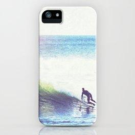 Vintage Tide iPhone Case