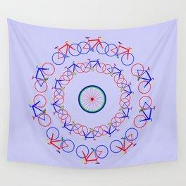 Bike Giro Wall Tapestry