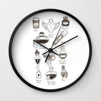fullmetal alchemist Wall Clocks featuring Alchemist by Freeminds