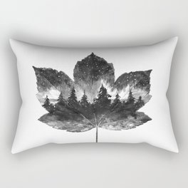 Leaf of the forest Rectangular Pillow
