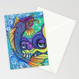Dragon's Gate Stationery Cards