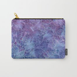 Frozen Leaves 4 Carry-All Pouch