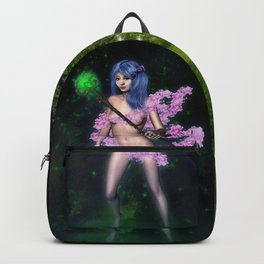 FLOWER GODDESS Backpack