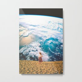 The World Left Behind Metal Print