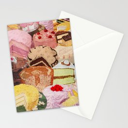 The Icing on the Cake(s) Stationery Cards