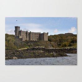 Dunvegan Castle Canvas Print