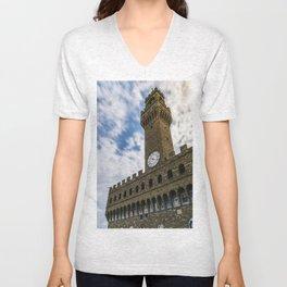 Palazzo Vecchio Unisex V-Neck