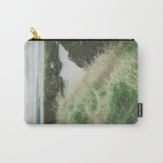 East coast of Scotland Carry-All Pouch