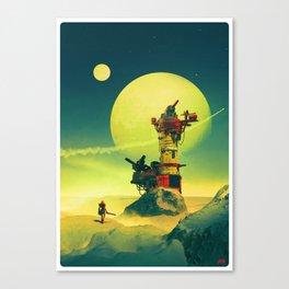 WATCHTOWER21 Canvas Print
