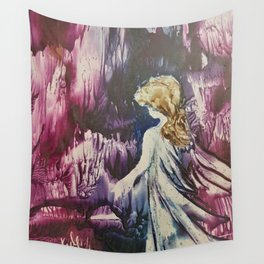 Lost Girl Wall Tapestry