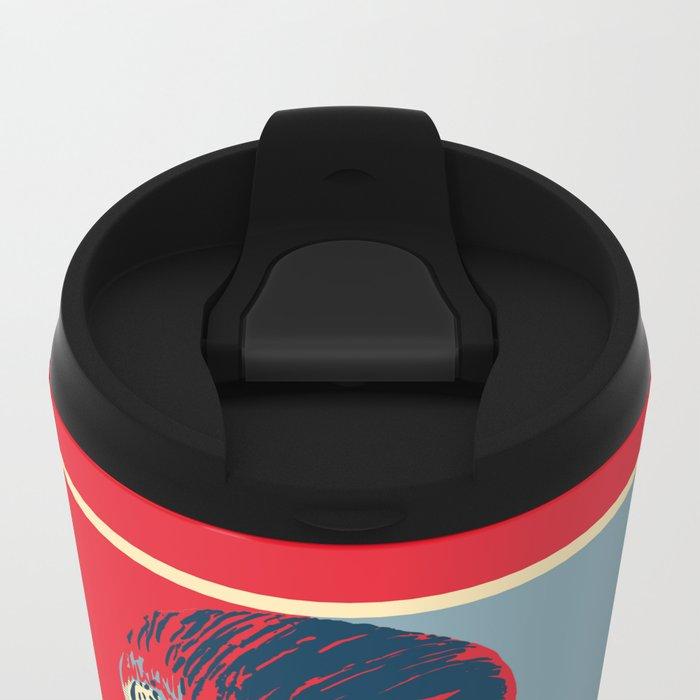 Mystique 2016 Metal Travel Mug