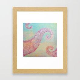 """Octopus Arms"" Framed Art Print"