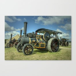 Dorset Steam  Canvas Print