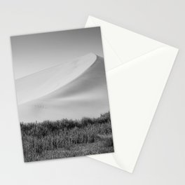 Field Mountain (Black and White) Stationery Cards