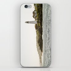 Lighthouse in Portland, Maine. iPhone & iPod Skin