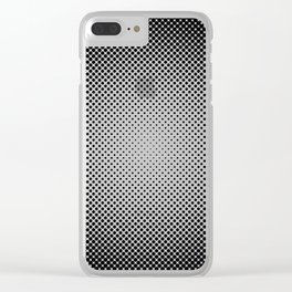 Reprographic Clear iPhone Case