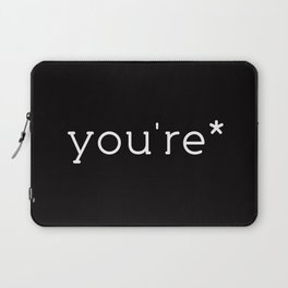 you're* Laptop Sleeve