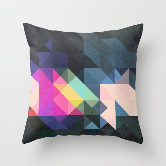 Movement 1981 Throw Pillow