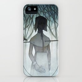 The Crucible (no text) iPhone Case