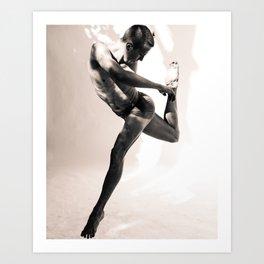 Ty - Dancer Series 2 Art Print