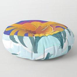 Cancer / Altarf / Zodiac Floor Pillow