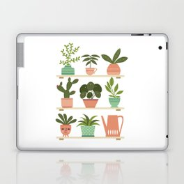 Plant Shelves Laptop & iPad Skin
