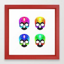 Four Brothers Framed Art Print