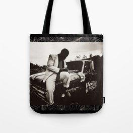 Urban Nomadic Tote Bag