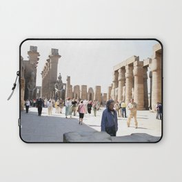 Temple of Luxor, no. 27 Laptop Sleeve