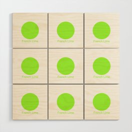 French Lime Wood Wall Art