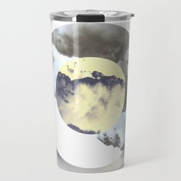 Circle Madness Travel Mug