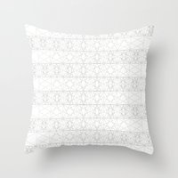 constellation Throw Pillows featuring constellation by Anthony Liptak