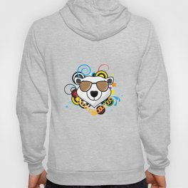 Hip-Hop Polar Bear Hoody
