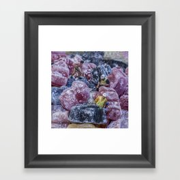 Sugar Mountain Mining Company Framed Art Print