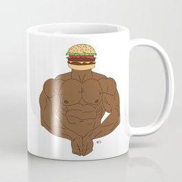 Burger-Head Mug