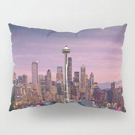 SEATTLE SUNSET Pillow Sham